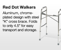 Red Dot Walkers