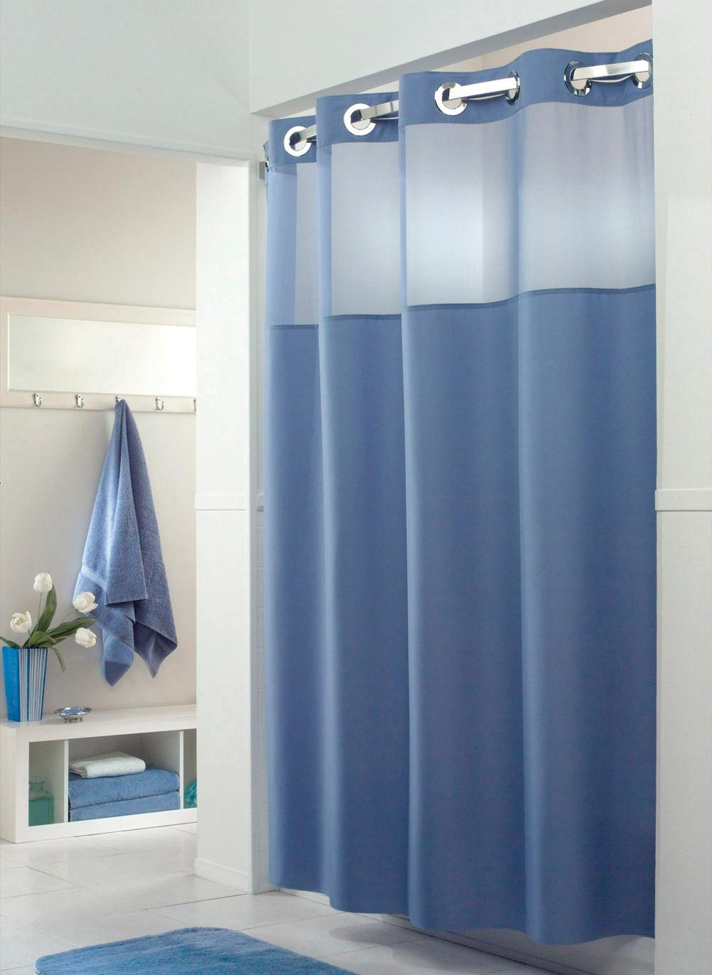 Attractive Raindance Hookless Shower Curtain Collection