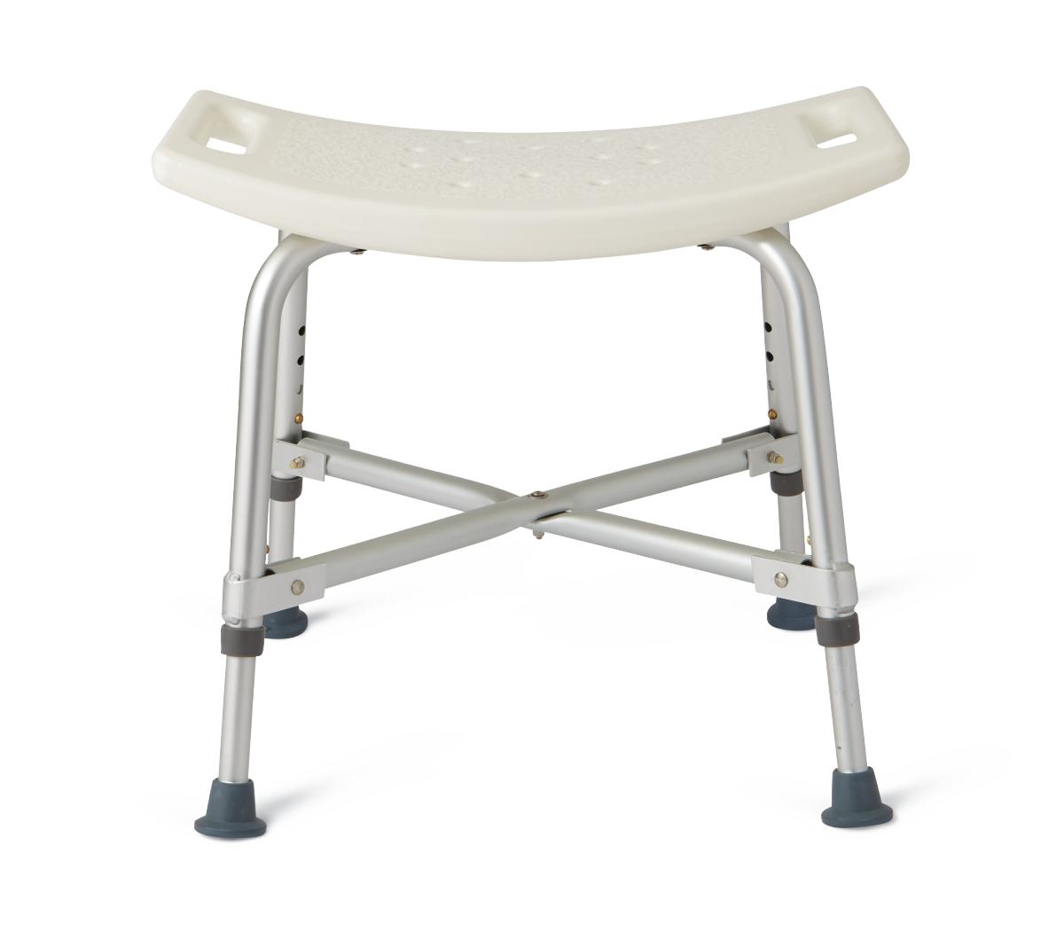 Bariatric Bath Bench without Back | Medline Industries, Inc.