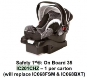 Safety 1st On Board 35 Infant Car Seat By Dorel Juvenile