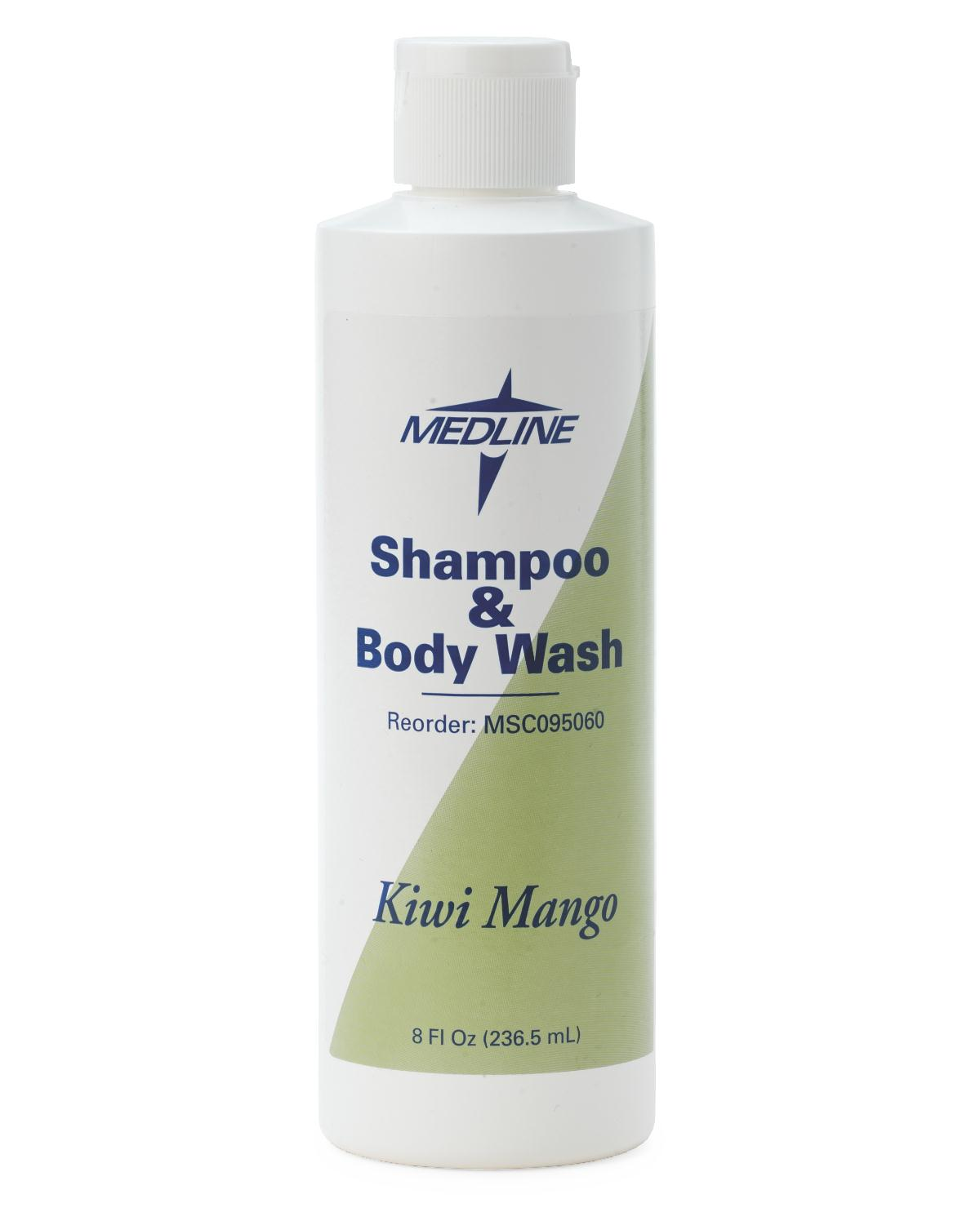 Fragranced Shampoo & Body Wash,236.50 ML