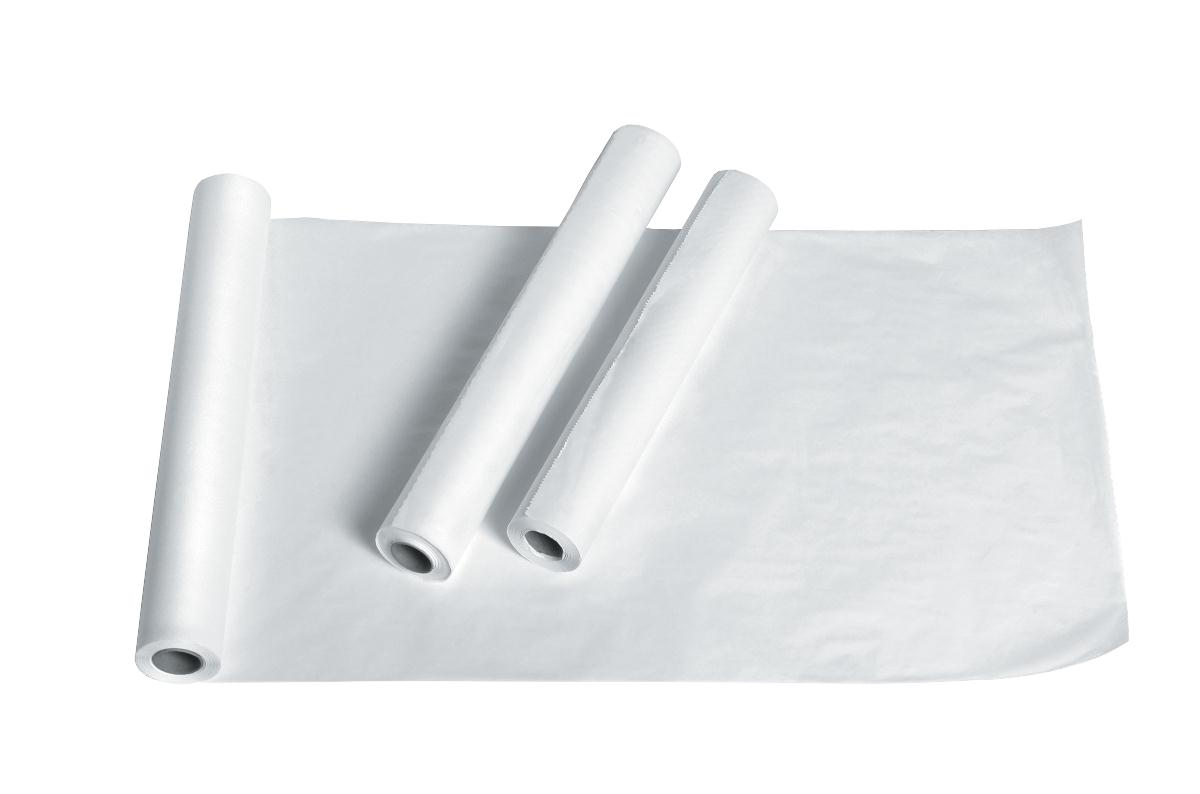 Standard Crepe Exam Table Paper-