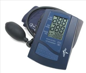 Manual Inflation / Digital Read Blood Pressure Monitor
