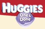 Huggies One and Done Baby Wipes