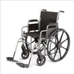 Excel K3 Wheelchair w/ Removable Desk Length Arms and Elevating Legrests